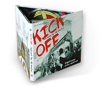 "CD-Cover ""KICK OFF"" - Soundtrack"